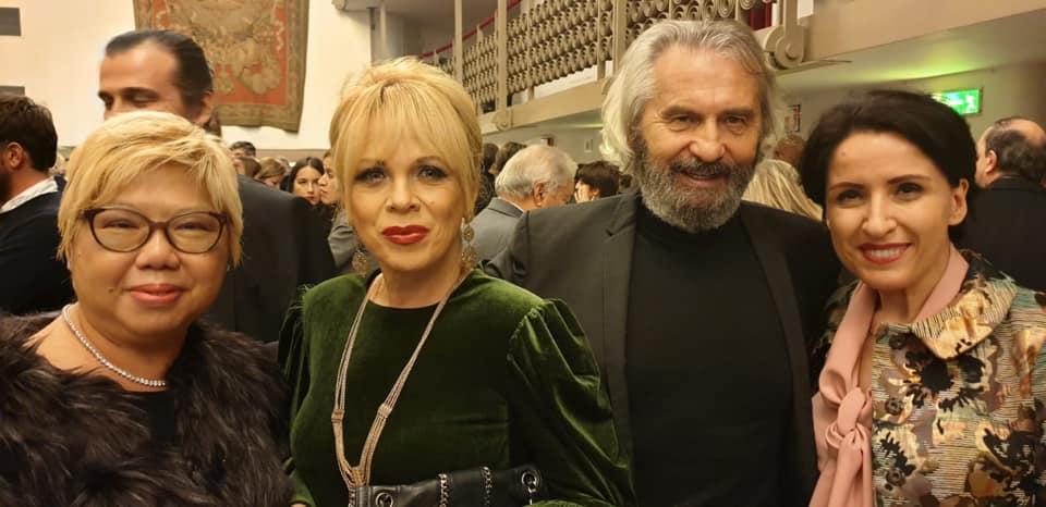 """""""Të bashkuar në kujtim të Skënderbeut""""- Mirela Sula pjesë e mbrëmjes gala në Romë!"""